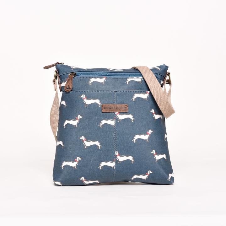 Let's Go Fido, Dog Walking Bag/Travel Accessories, Wear ...  Dog Walking Bag Cross Body
